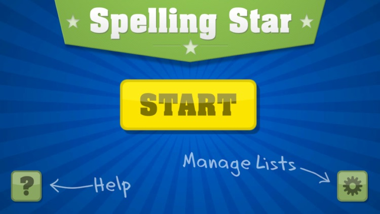 Spelling Star screenshot-0