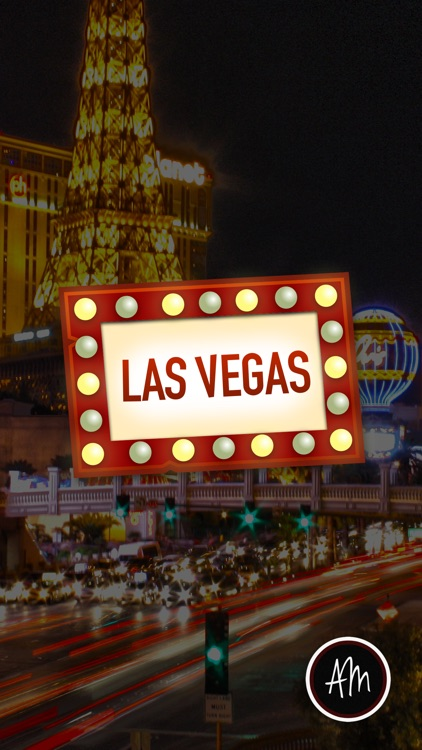 Las Vegas Fun Stickers screenshot-0
