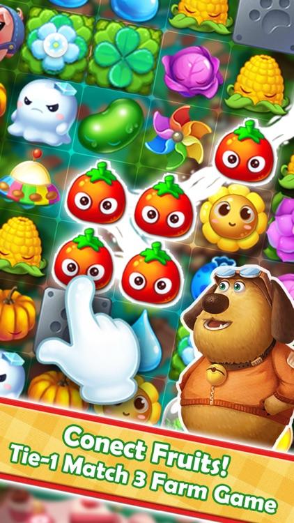 Fruit Blast - Farm Harvest screenshot-0