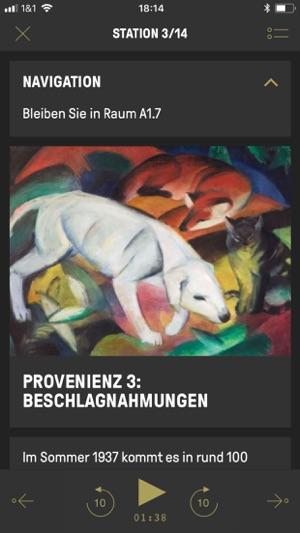 Kunsthalle Mannheim Screenshot