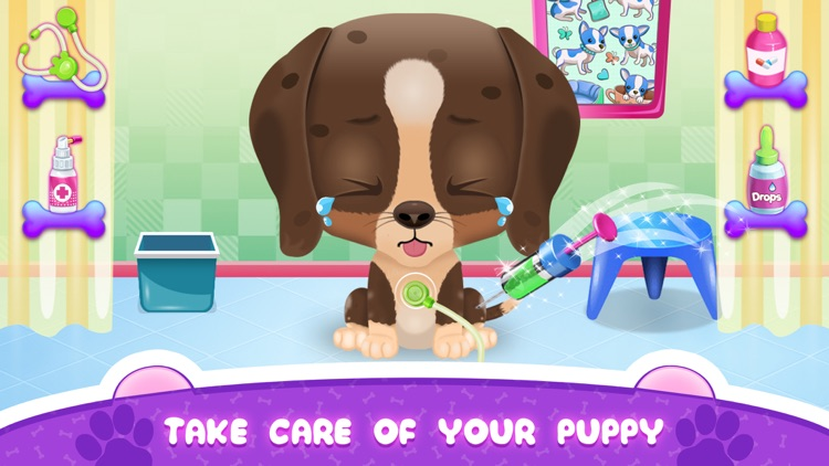 Puppy Care Pet Dog Kennel