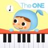 The ONE 智能钢琴课