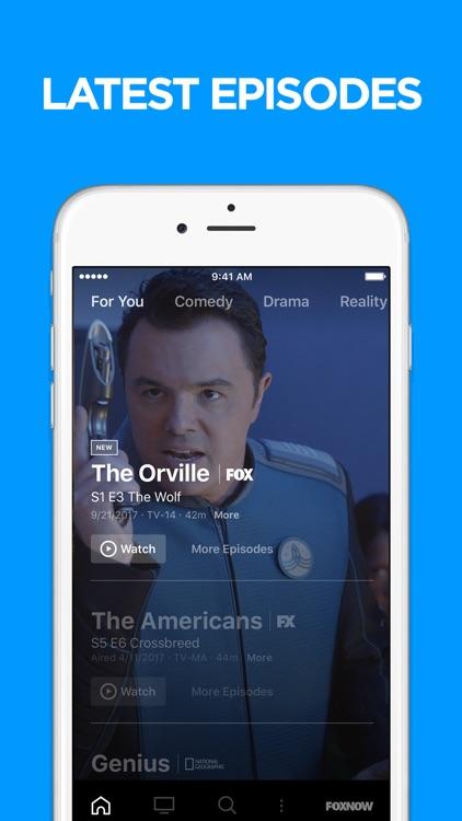 FOX NOW: On Demand & Live TV