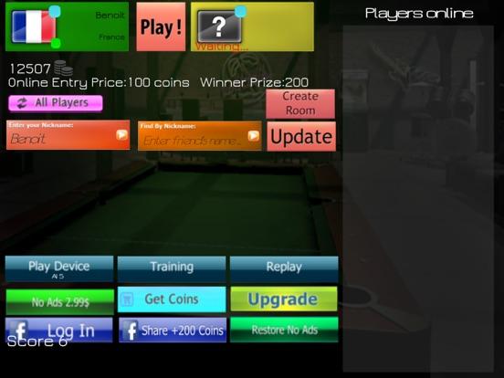 8 Ball OnLine 3D screenshot 9