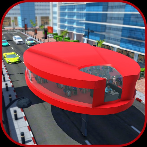 Elevated Bus 3D
