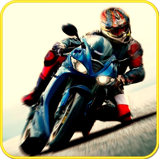 Real Moto Racing Stunts Tracks free software for iPhone and iPad