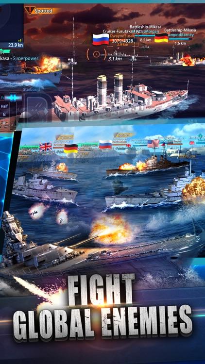Warship Rising screenshot-3