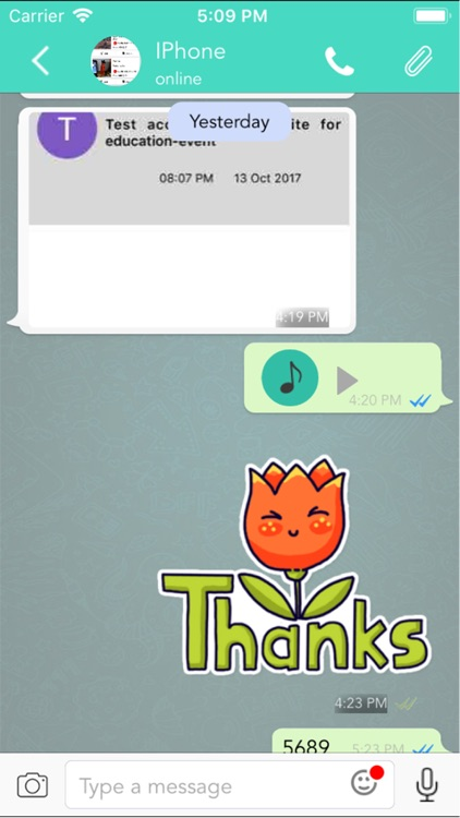 Social 5 - Messenger