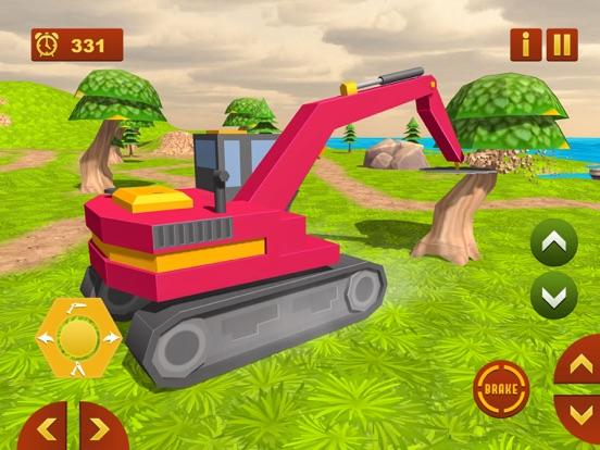 Jungle Hut Building & Crafting screenshot 5