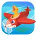 51.恐龙飞机 - 飞行儿童游戏
