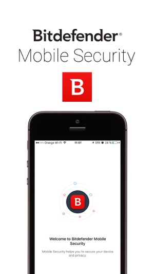 Bitdefender Mobile Security on the App Store