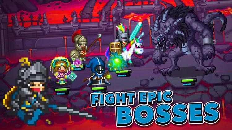 Bit Heroes screenshot-0