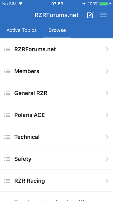 RZRForums.net screenshot two