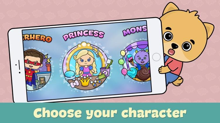 Dress up game for girls & boys screenshot-3