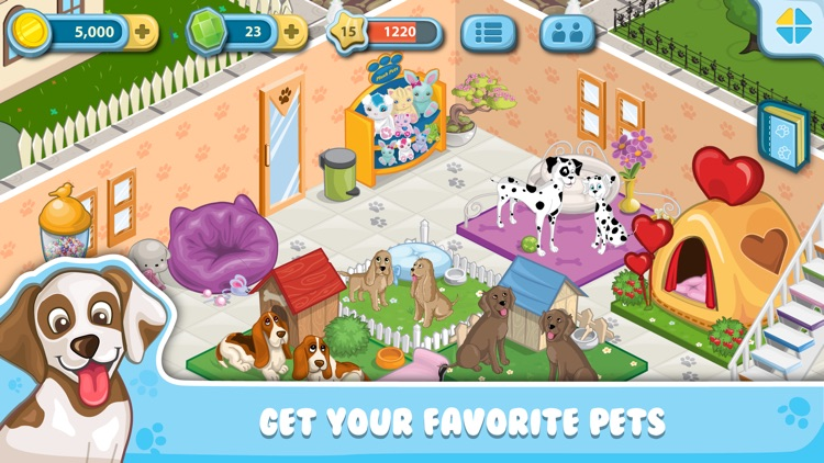 Pet City screenshot-1