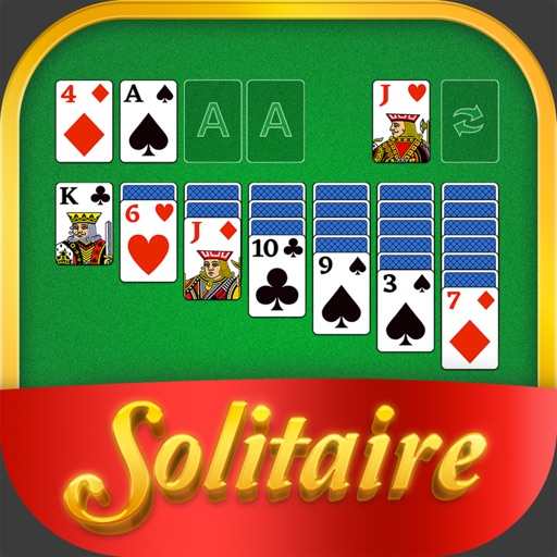 Download Classic Solitaire Card Game! free for iPhone, iPod and iPad