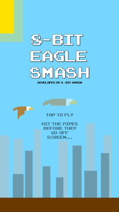 8-Bit Eagle Smashのおすすめ画像1