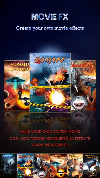 Effects Camera - Action Movie-0