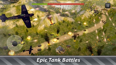 Tanks Battle Simulator Full screenshot 2