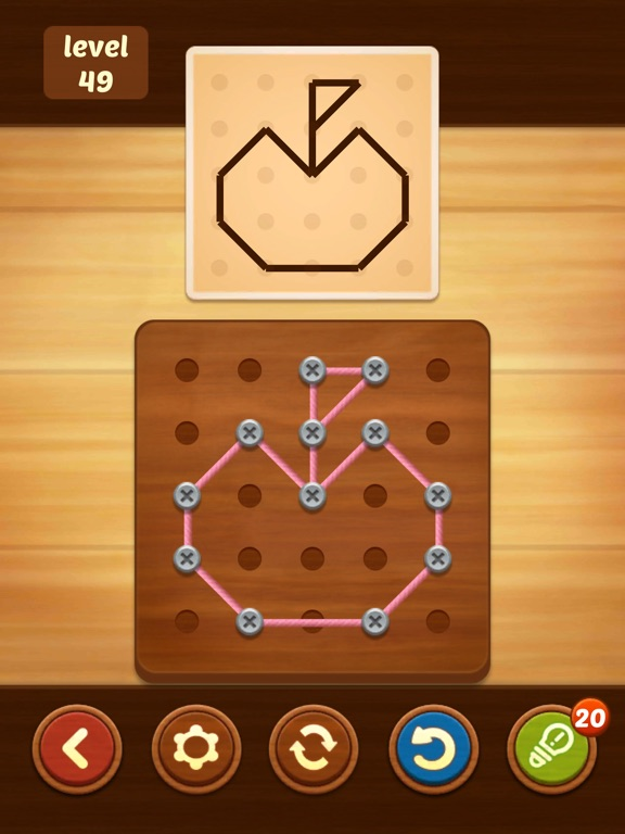 Line Puzzle: String Art screenshot 11