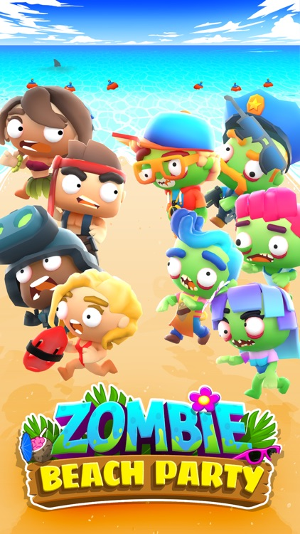Zombie Beach Party screenshot-0