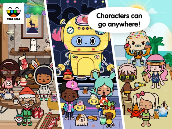 Toca Life World: Build stories screenshot 8