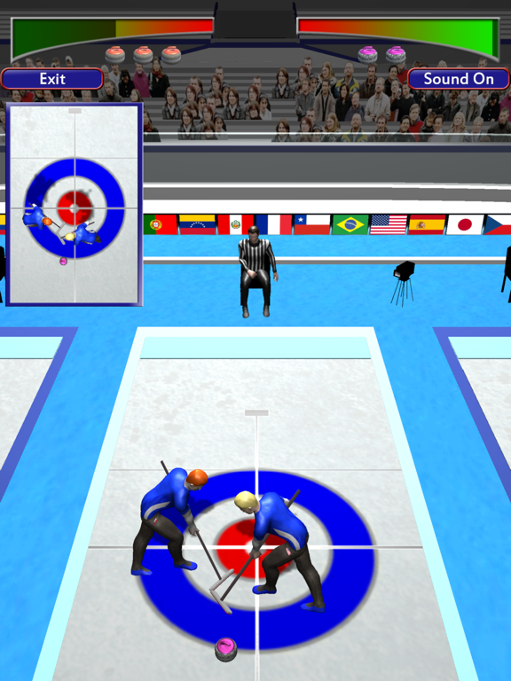 Curling OnLine screenshot 6