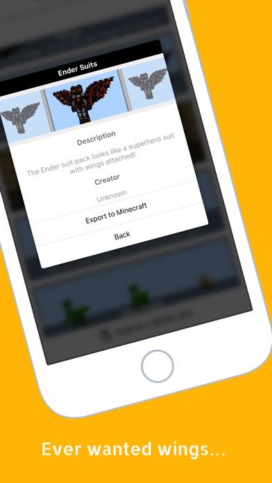 Plug Skins 4D for Minecraft screenshot 9