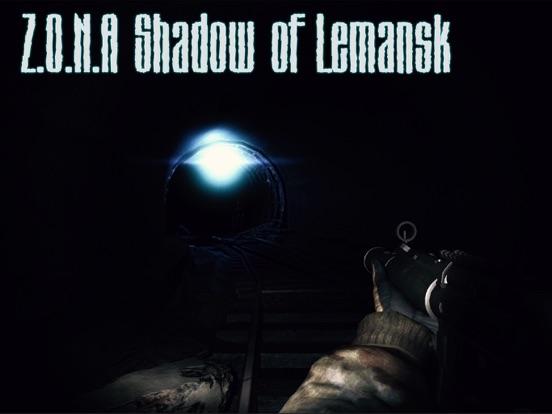 Z.O.N.A Shadow of Lemansk для iPad