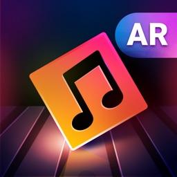 AR Music Lines