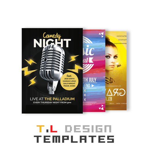 Leaflets templates for Pages