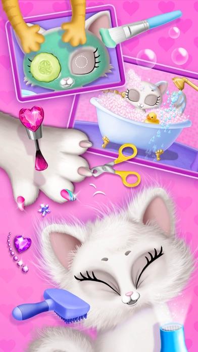 Kitty Meow Meow My Cute Cat screenshot 2