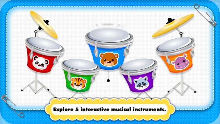 Baby Piano for Toddlers & Kids screenshot-6