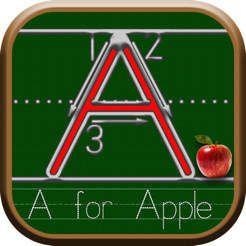 ‎ABC Kids - Alphabet Tracing Game