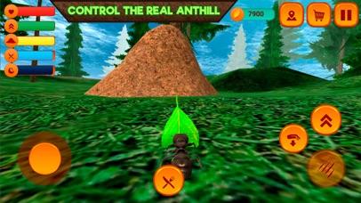 Ant Empires Simulator Screenshot
