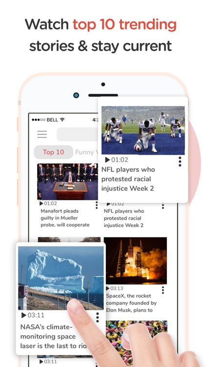 Trendis: Trending News Stories