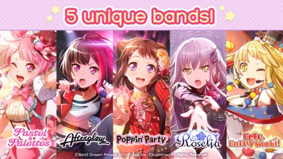 Baixar BanG Dream! Girls Band Party! para Android