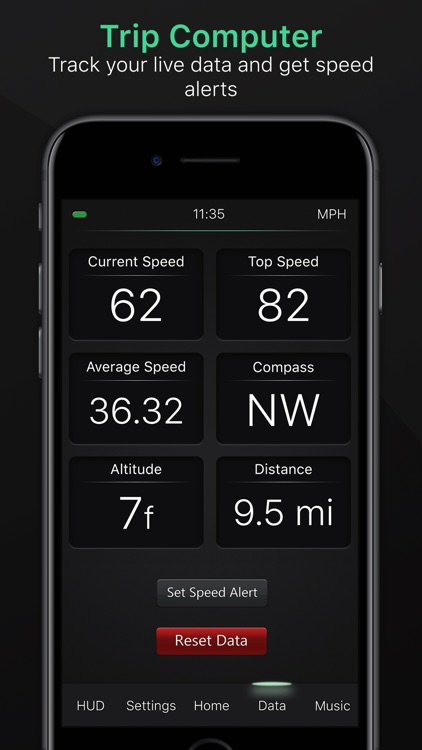 ZuumSpeed Pro Speedometer screenshot-0