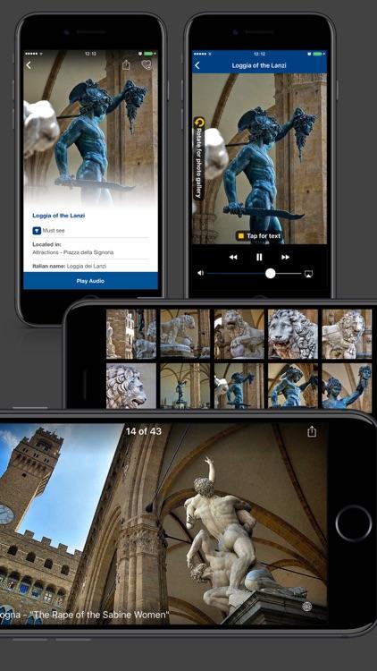 ItalyGuides: Florence Guide screenshot-4