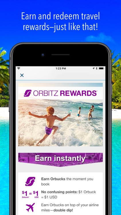 Orbitz Hotels & Flights screenshot-4