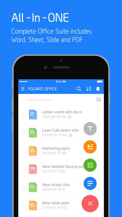 Polaris Office - Docs & PDF