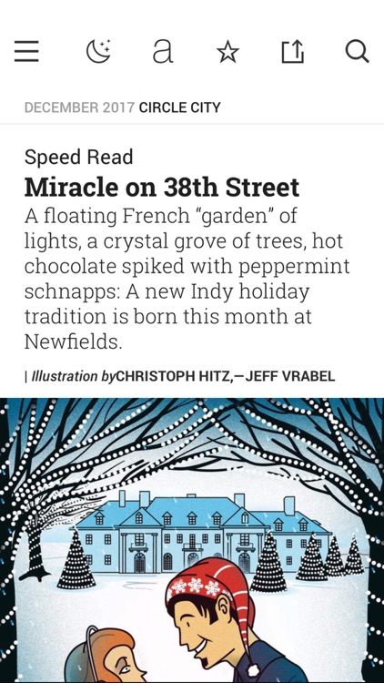 Indianapolis Monthly Magazine screenshot-3