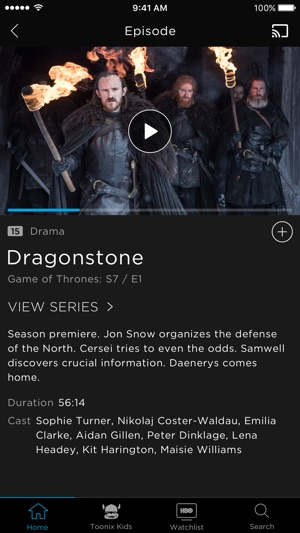 ‎HBO Nordic on the App Store