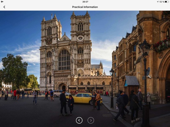 Westminster Abbey Visitors-ipad-1