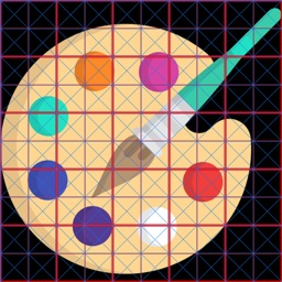 Painting Grid Maker
