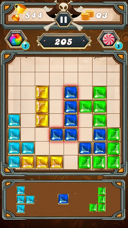 Dolphin Block Puzzle screenshot-0