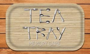 Tea Tray Memory Game