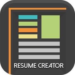 resume creator pro cv designer on the app store