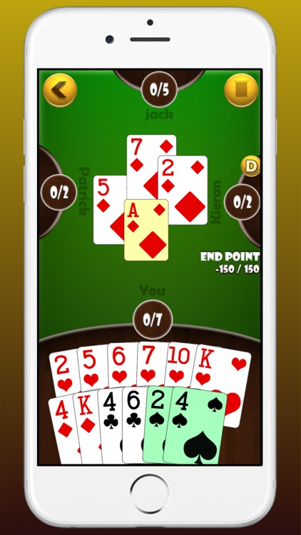 Spades Card screenshot-5