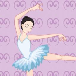 A Ballet Game for Girls: Learn like a Ballerina